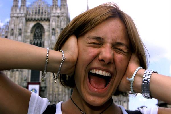 Disturbi da rumore, ne soffre il 17,9% in  Europa e in Italia il 16,2% in Italia