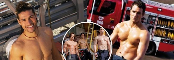 Il calendario sexy dei pompieri viene ritirato: