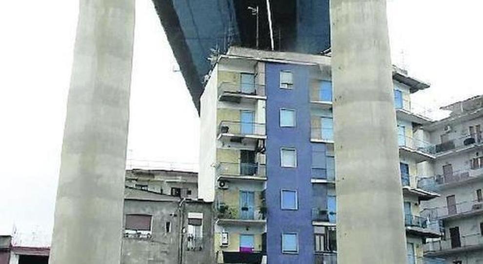 Napoli, è allarme sulla tangenziale: a pezzi i bulloni del viadotto  | Il Mattino