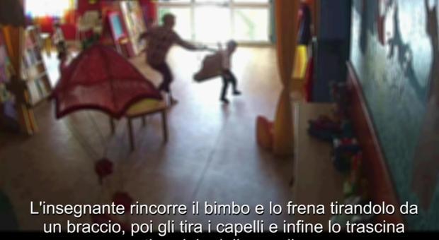 L'asilo degli orrori�, maestre maltrattavano i bambini: strattonamenti e colpi in testa-video-Leggo➥