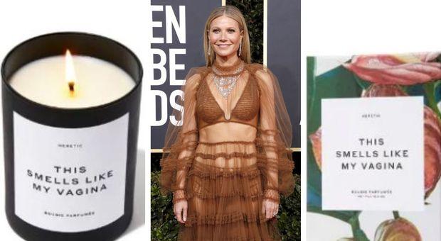 'L'odore della mia vagina', la candela a 70 euro di Gwyneth Paltrow su Goop è già sold out-ILMESSAGGERO➥