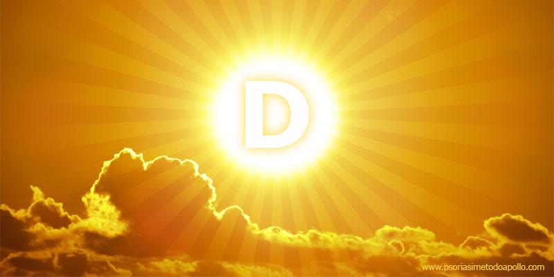 La vitamina D la assimili dal cibo, ma soprattutto dalla luce del sole! ➟