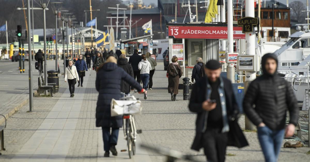 Le balle che dicono la tv italiana e i giornaloni sulla Svezia, questa è la realtà➟SEGUE➟