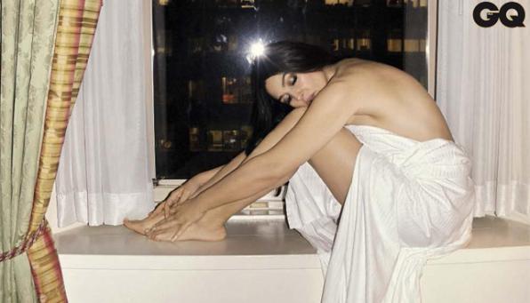 """Monica Bellucci:""""agli uomini devo tutto-"""""""