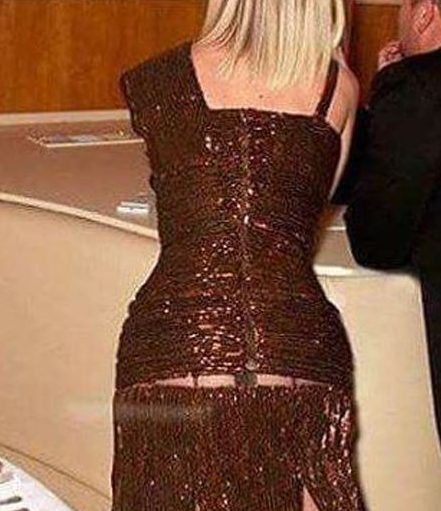 Katy Perry, e il vestito strappato per un se.dere da Oscar