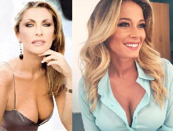 """Paola Ferrari contro la Leotta:"""" perchè lei a Sanremo?"""""""