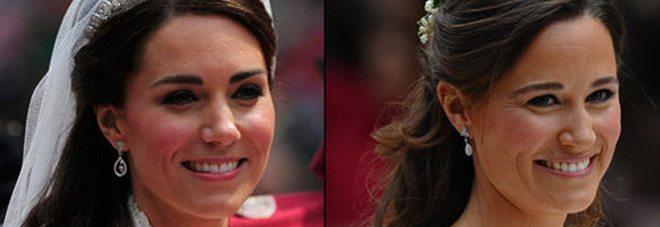 Kate Middleton non sarà testimone al matrimonio della sorella Pippa. Il motivo è da vera principessa