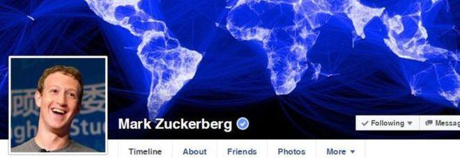 """Facebook annuncia la morte di due milioni di utenti, anche Zuckerberg: """"Un terribile errore"""""""