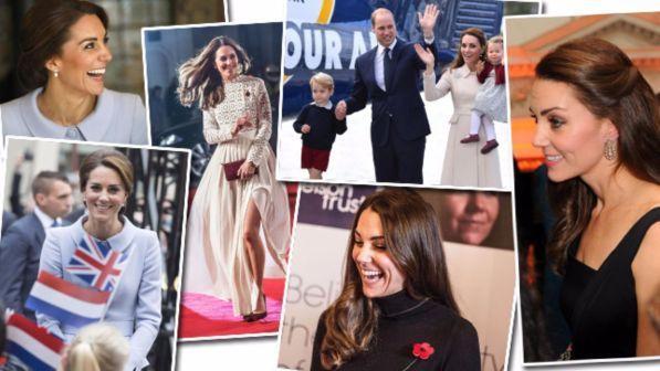 Kate Middleton festeggia 35 anni in grande stile
