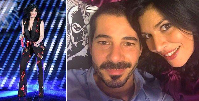 """Giusy Ferreri incinta: """"La mia dolce attesa, dopo nove anni di amore con Andrea"""""""