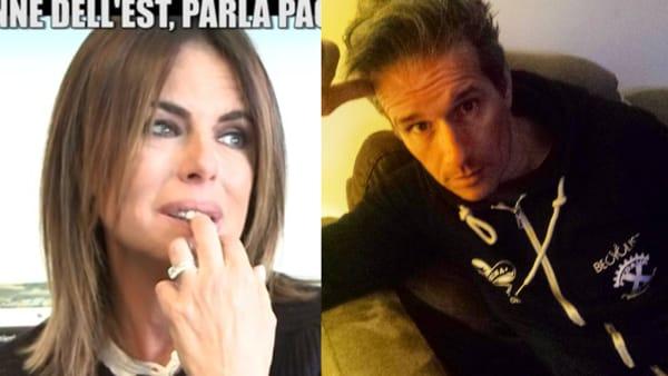 """""""Mi ha rovinato la carriera, ma la ruota gira"""": Bellavia al vetriolo contro Paola Perego"""