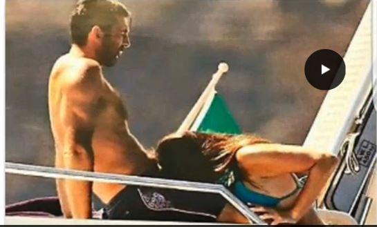 La posizione a luci rosse di Ilaria D'amico su Gigi Buffon: beccati da Chi mentre...