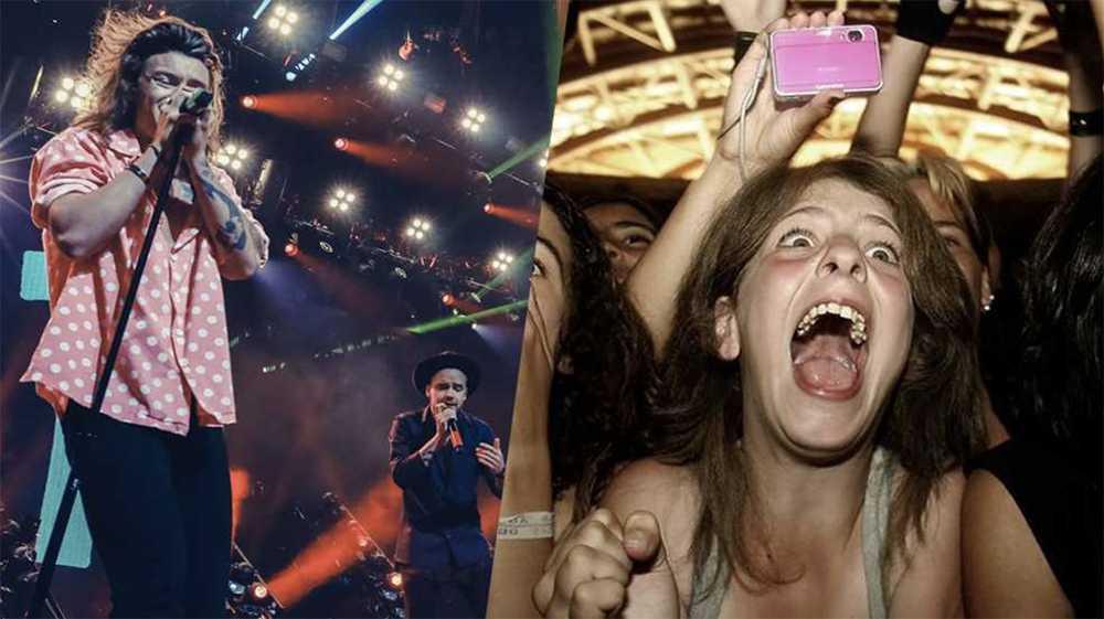 Teenager urla così forte al concerto degli One Direction che finisce in ospedale con i polmoni collassati