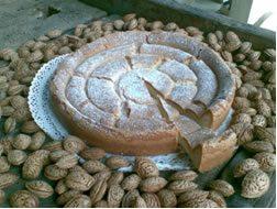 Torta di mandorle di Casal Cermelli