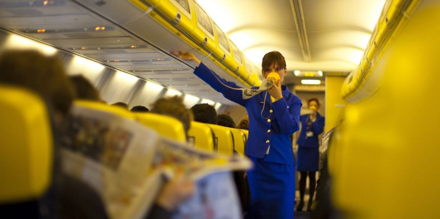 Colloquio per Ryanair: cronaca di una giornata tragicomica