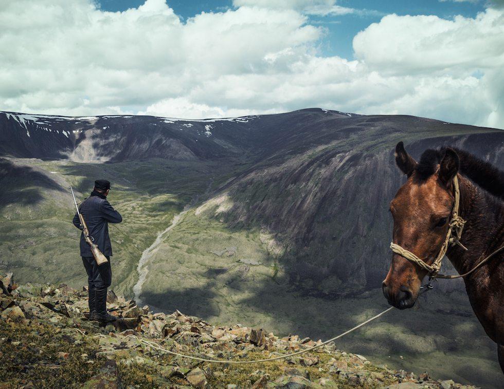 Il fotografo che ha cambiato vita...in Mongolia