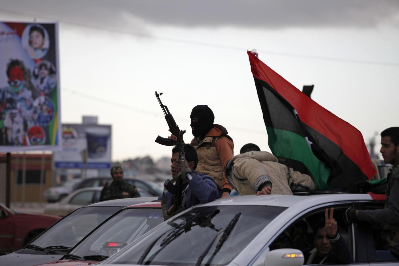 Il pasticcio della Libia, spiegato in poche parole
