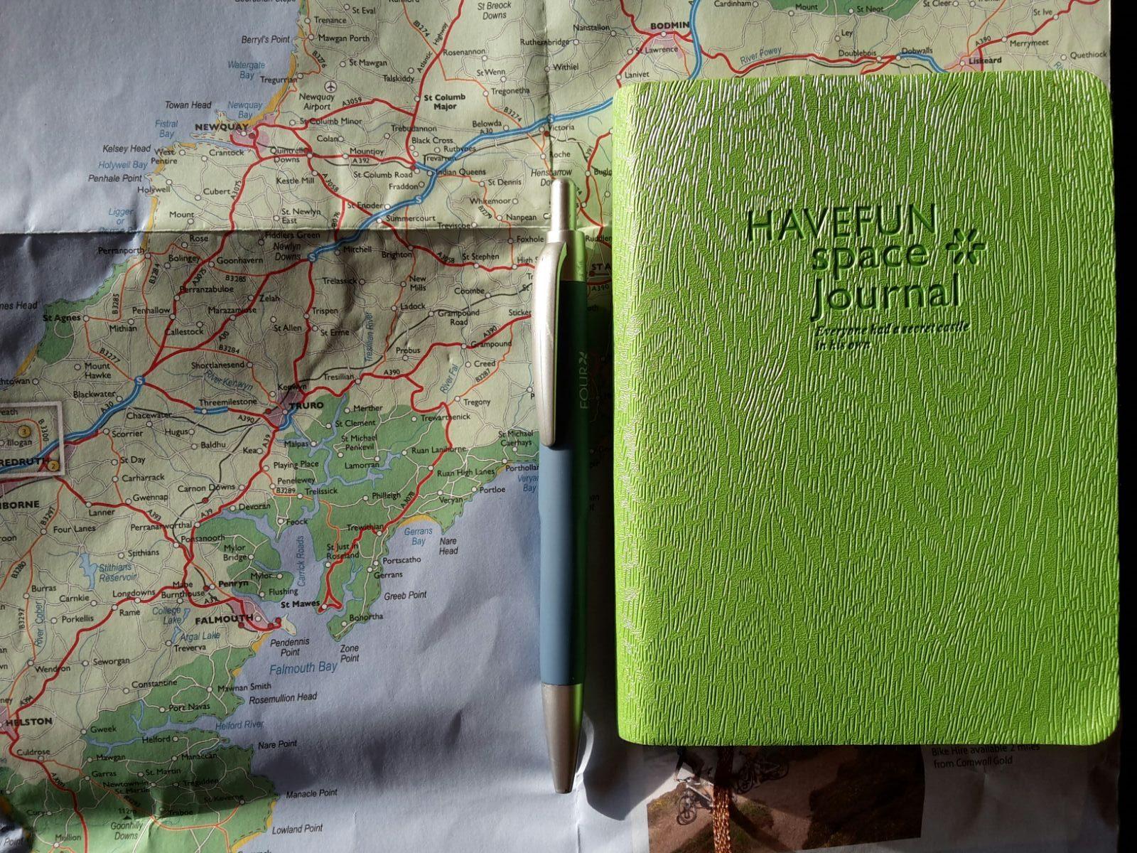 Il diario di viaggio è prima di tutto una lettera a me stessa