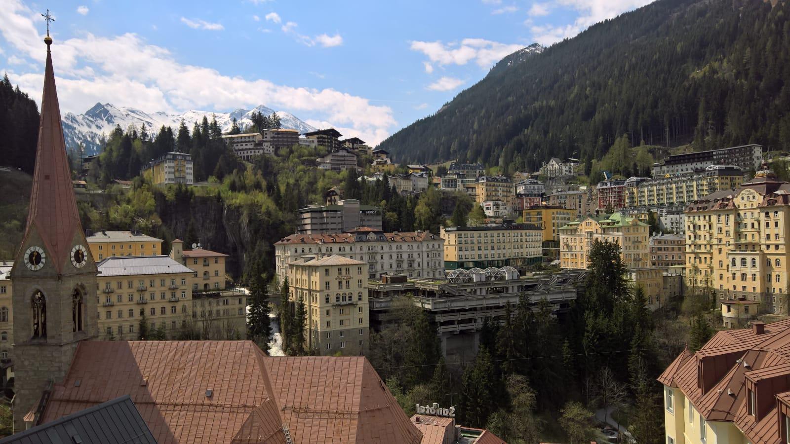 Viaggio a Bad Gastein: la vera attrazione è l'acqua