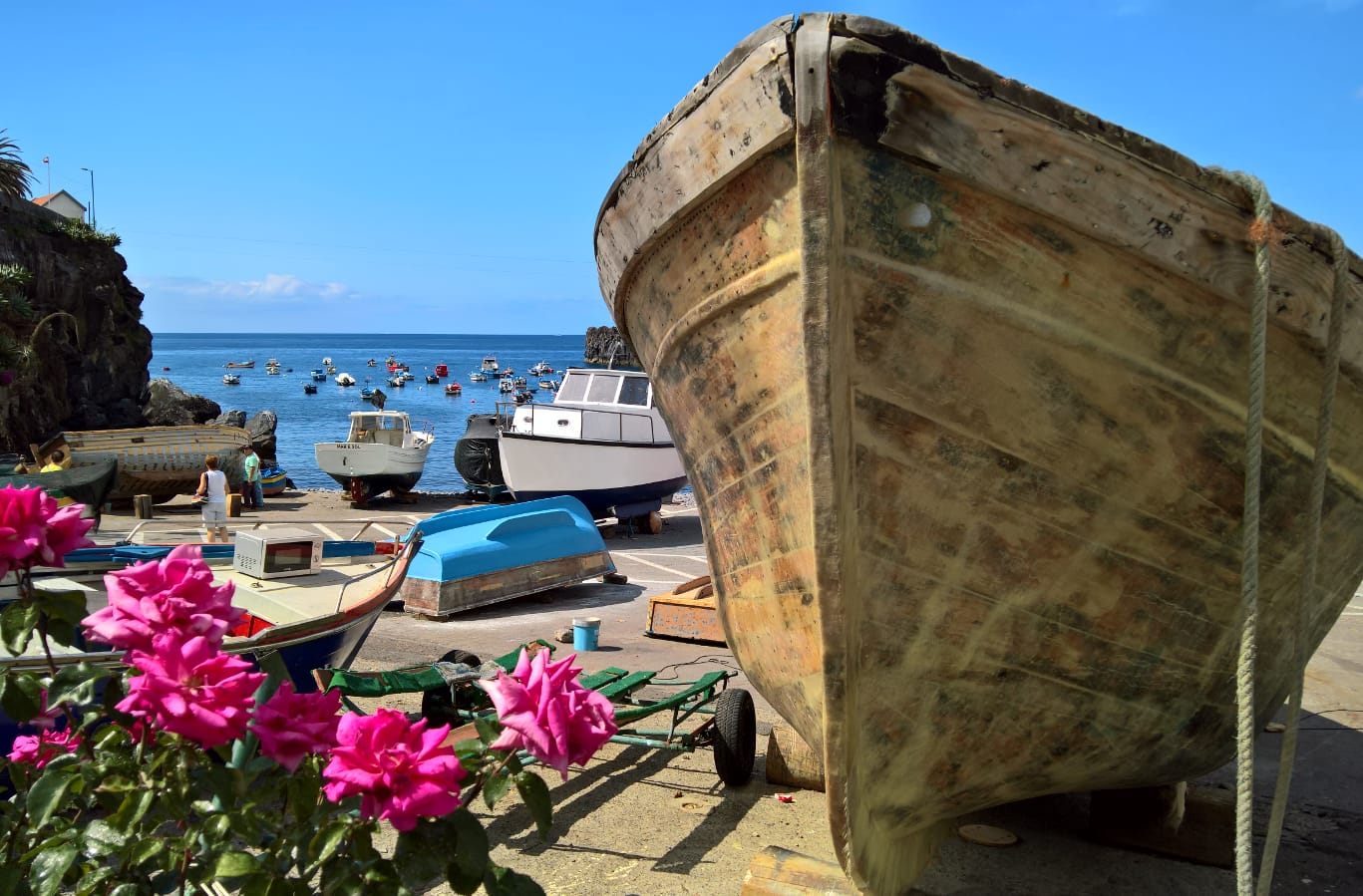 Viaggio a Madera: da Câmara de Lobos a Ponta do Sol