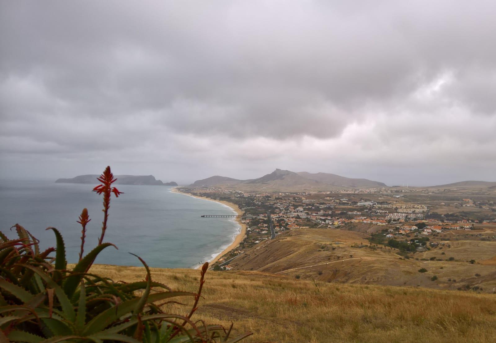 Viaggio a Madera: un giornata (grigia) sull'isola di Porto Santo