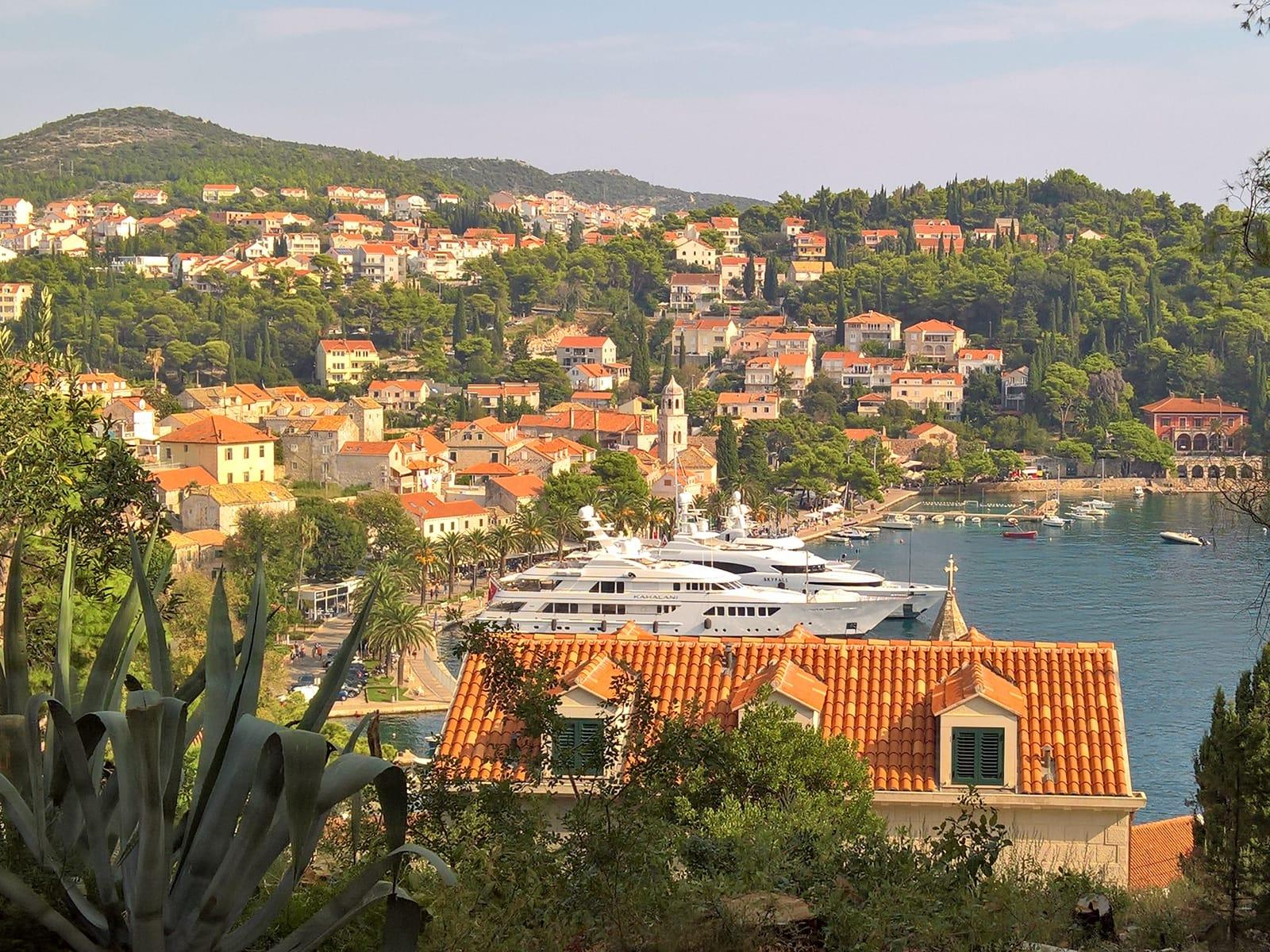 Viaggio a Dubrovnik: a Cavtat per una questione di libri e non solo