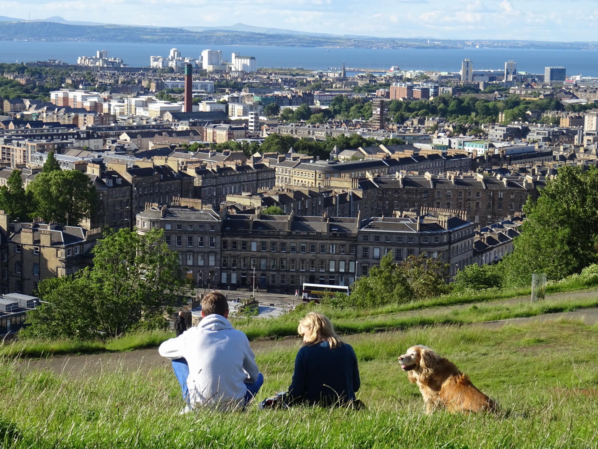 Viaggio a Edimburgo: da Arthur Seat a Calton Hill