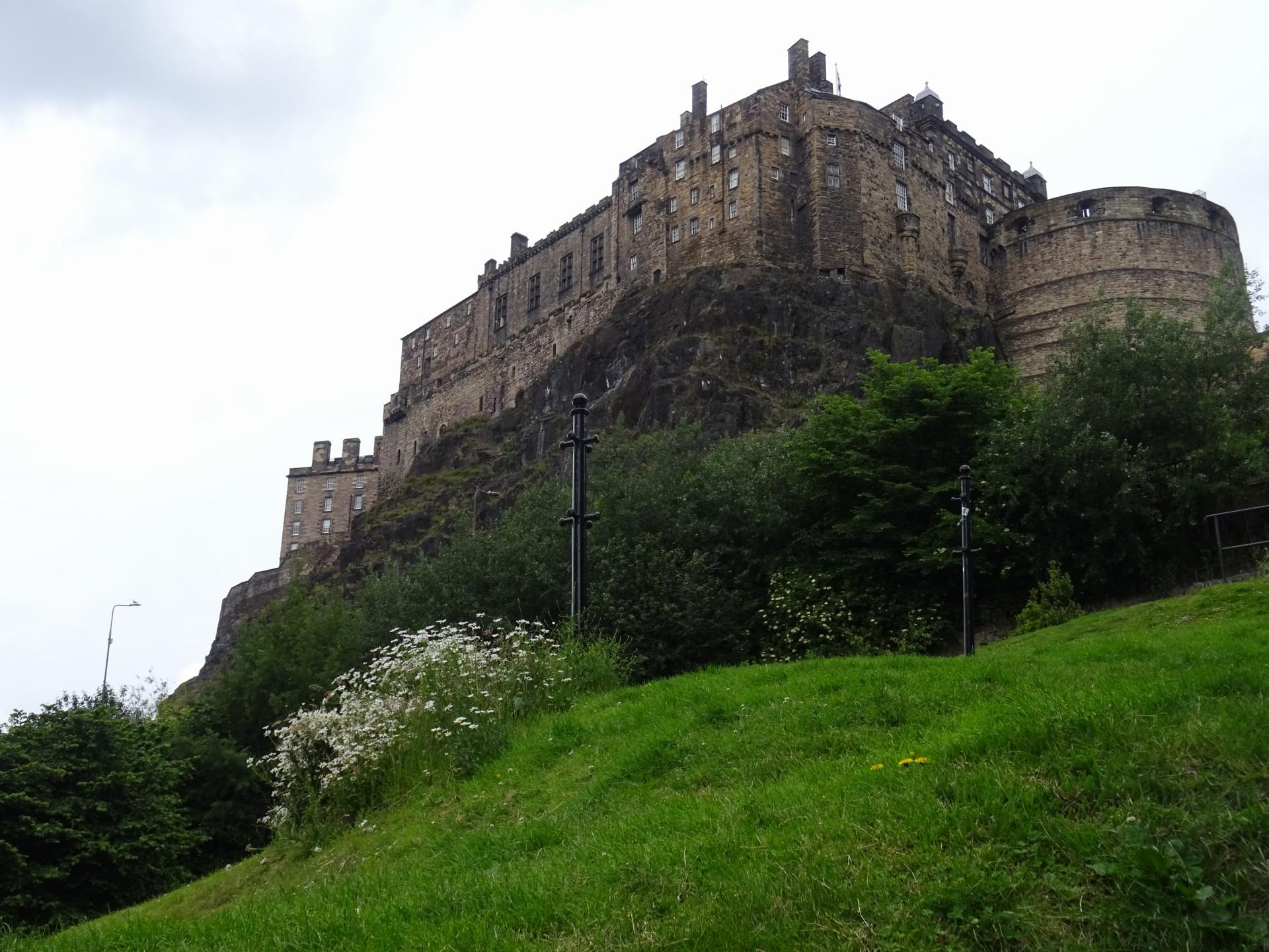 Viaggio a Edimburgo: dal Castello al Writers' Museum