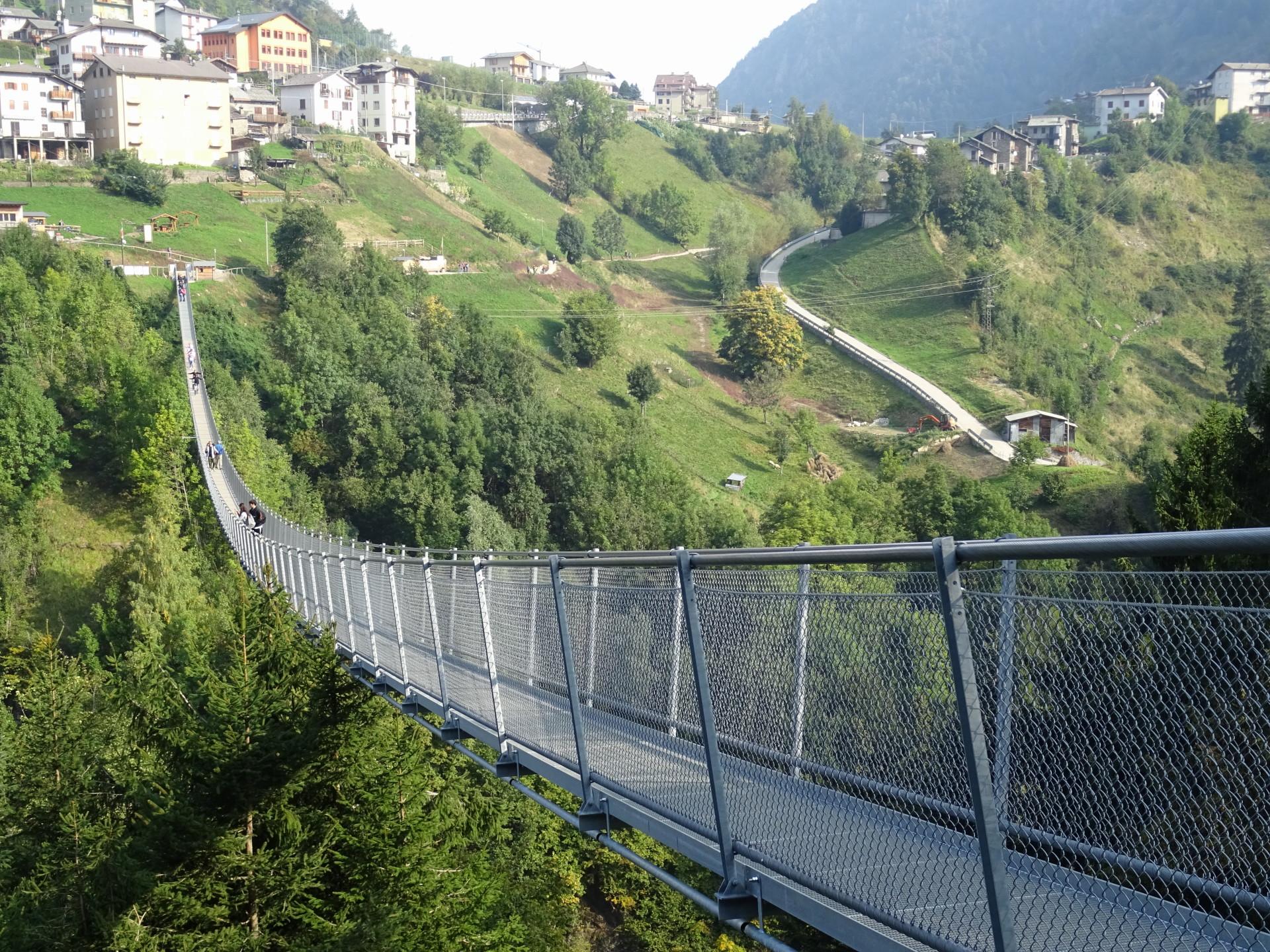 Il Ponte nel Cielo e il Sentiero dei Ponti
