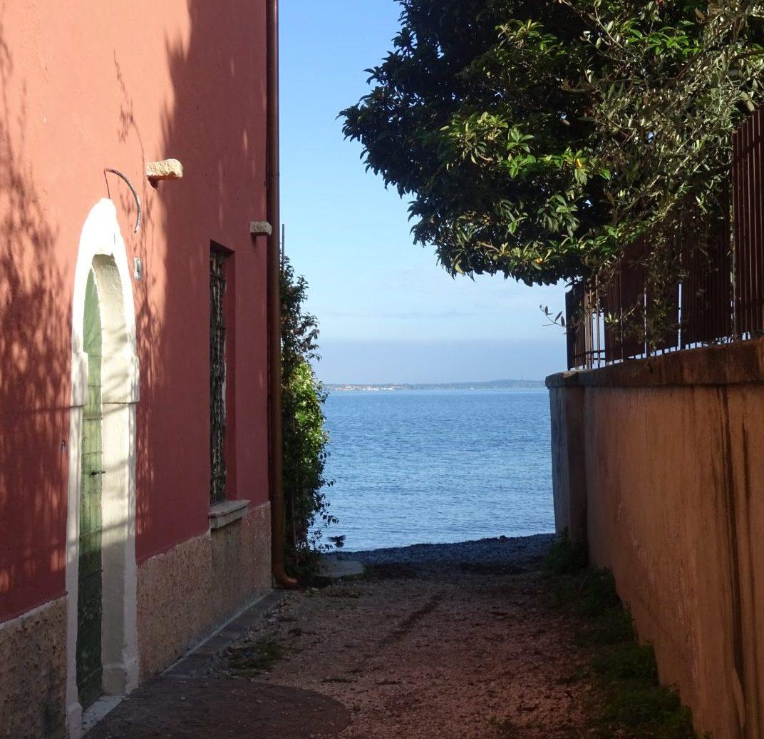 Il mio mese di smart working al lago di Garda