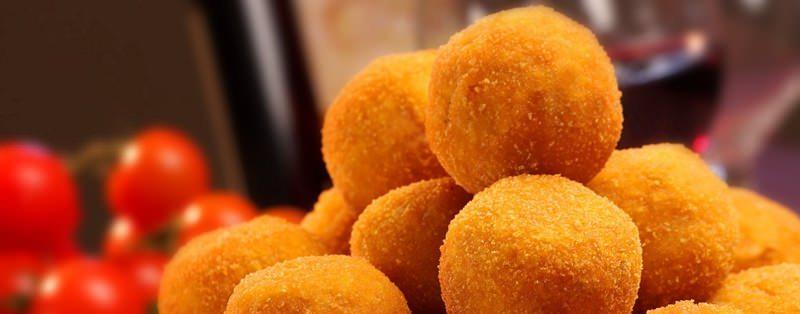 Ricette siciliane: ARANCINE AL RAGU'