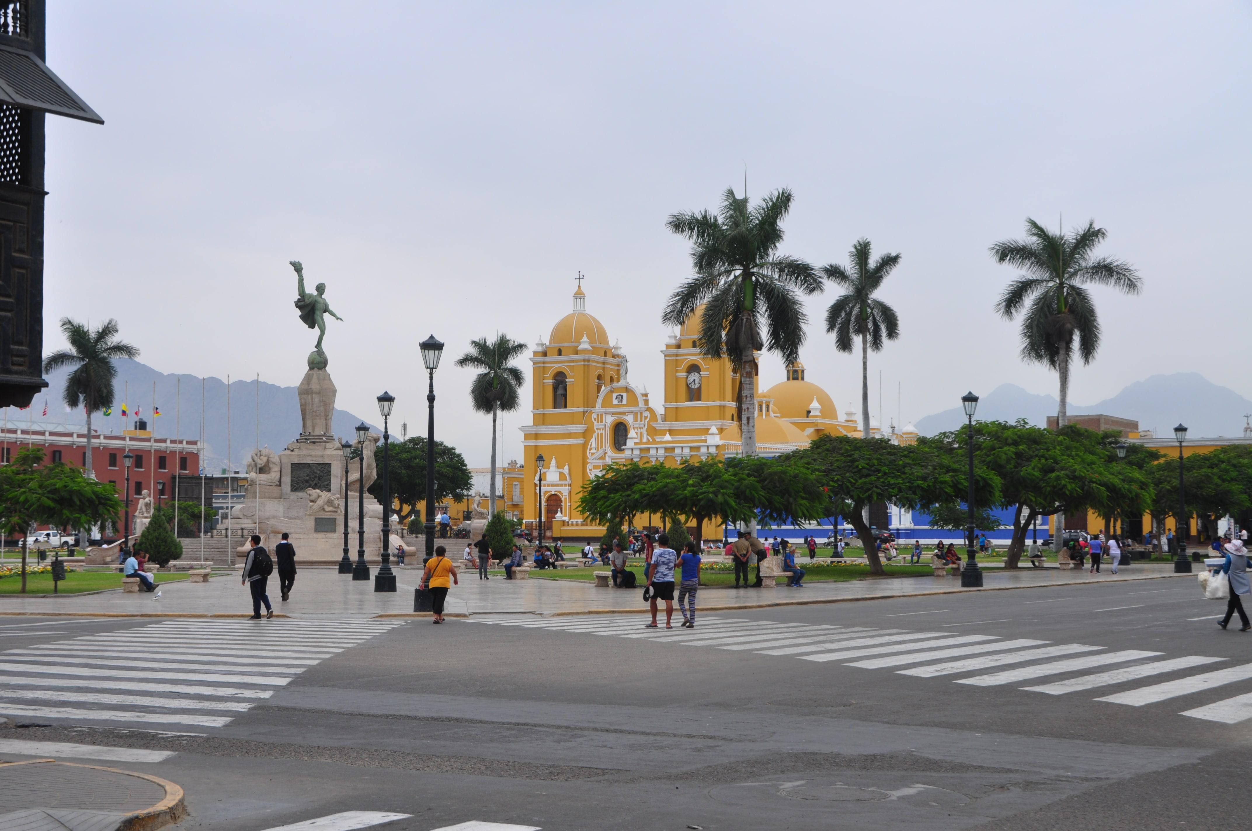 La prima città di Pizarro : Trujillo