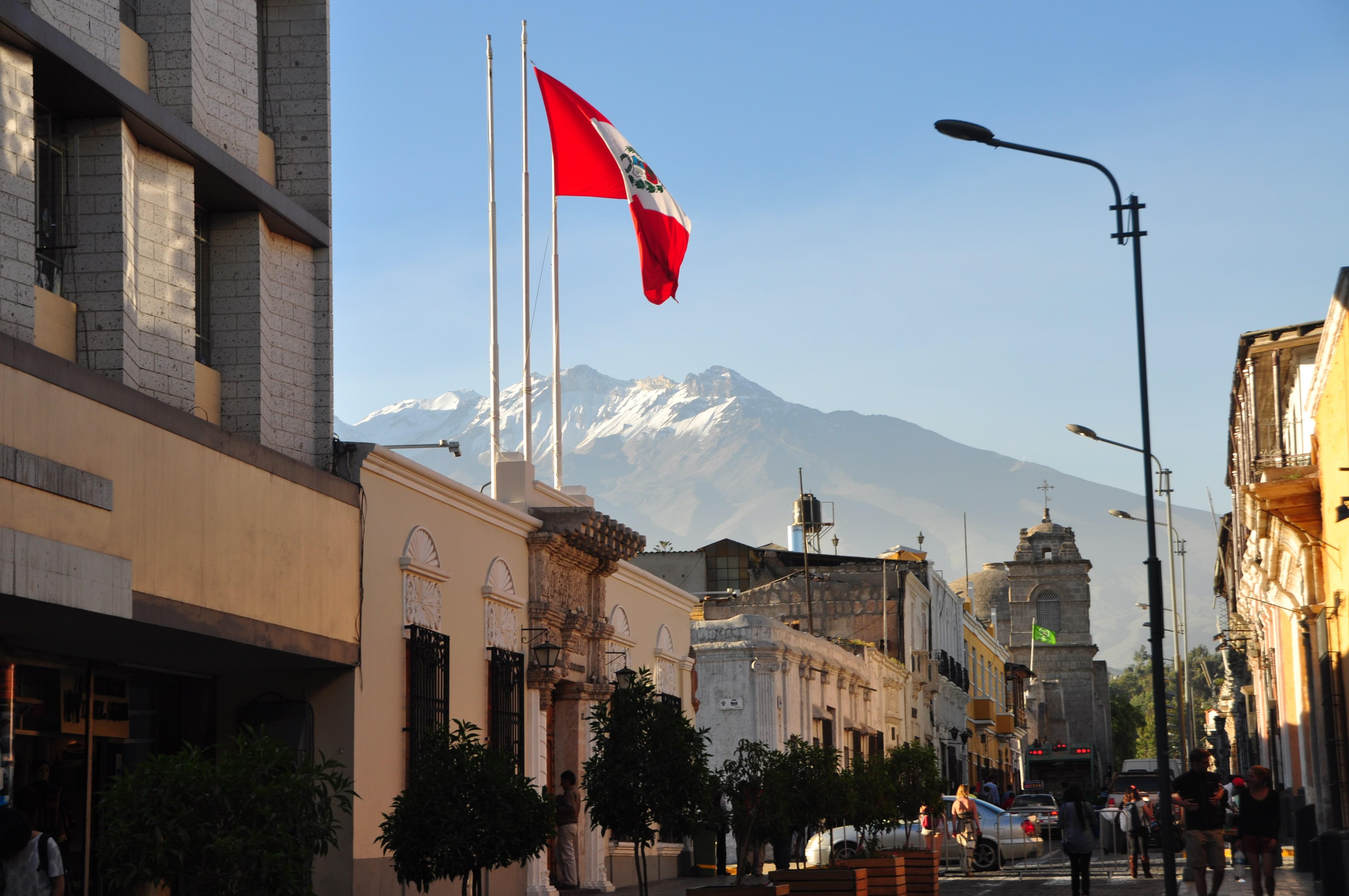 Arequipa: La città bianca dei vulcani!