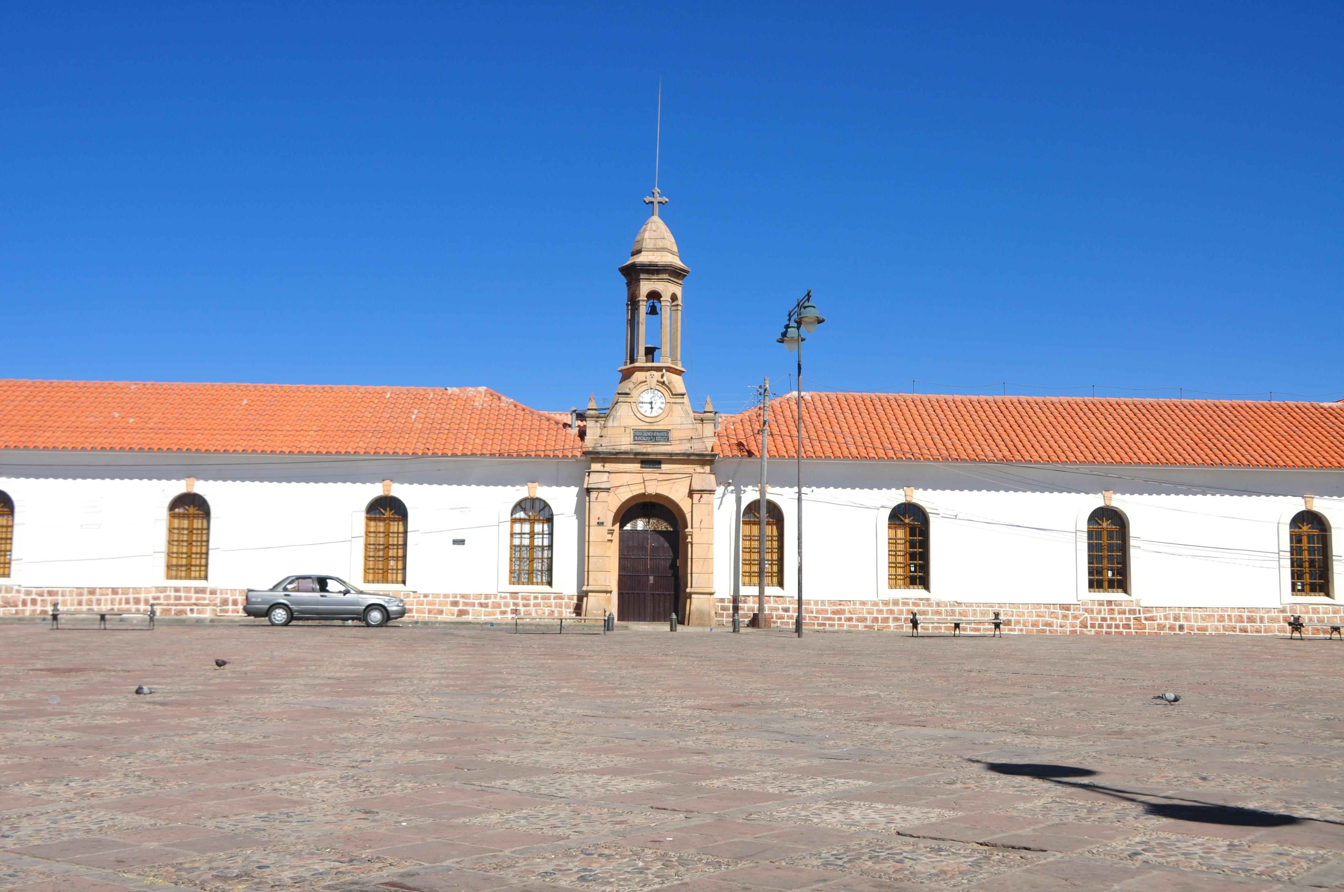 Sucre: La capitale della Bolivia!