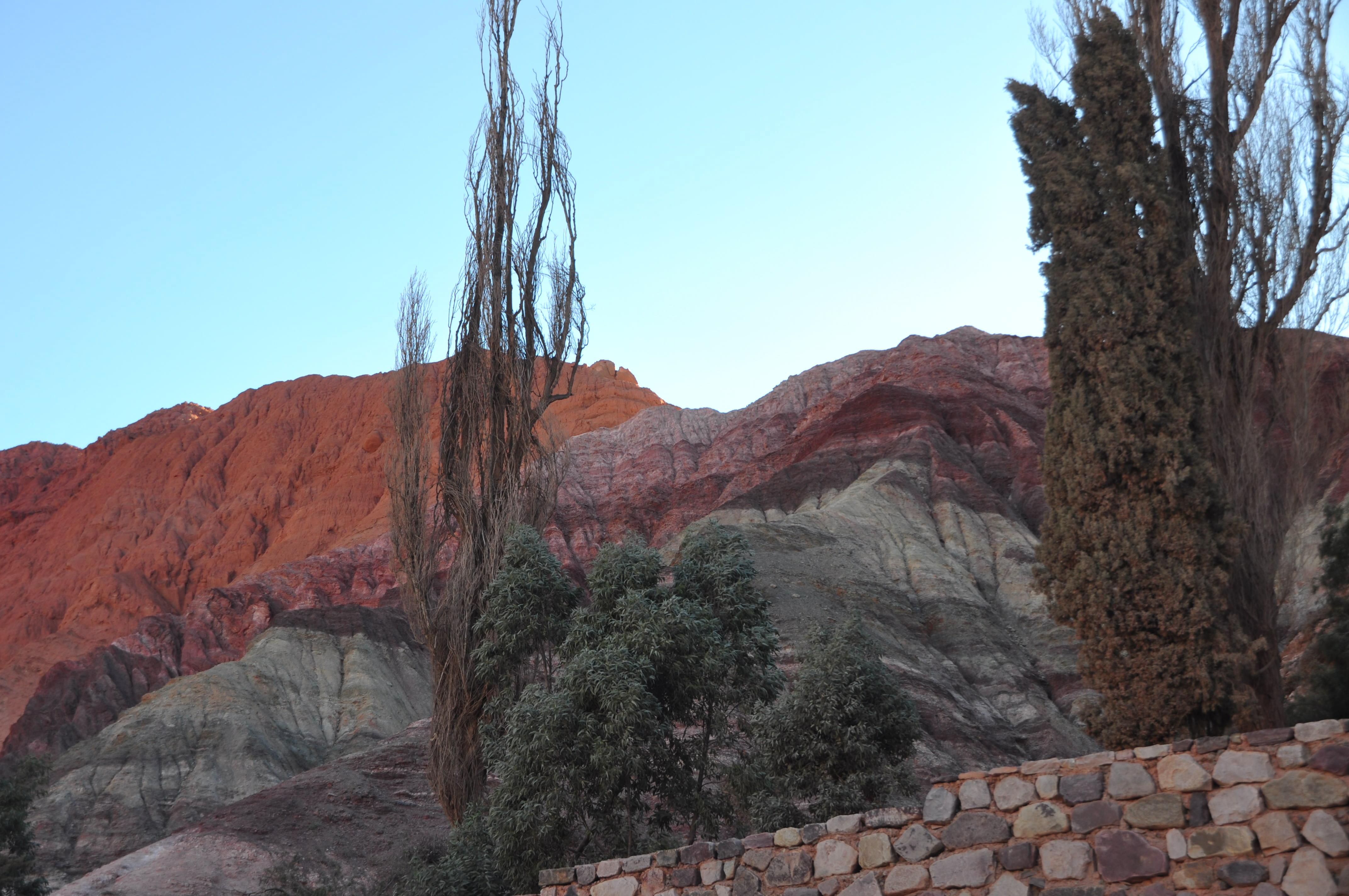 Purmamarca: la montagna dai sette colori e Salta la capitale dell'Argentina del nord!
