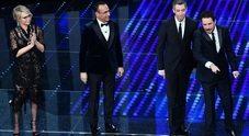 Sanremo: Ermal Meta vince la serata Cover