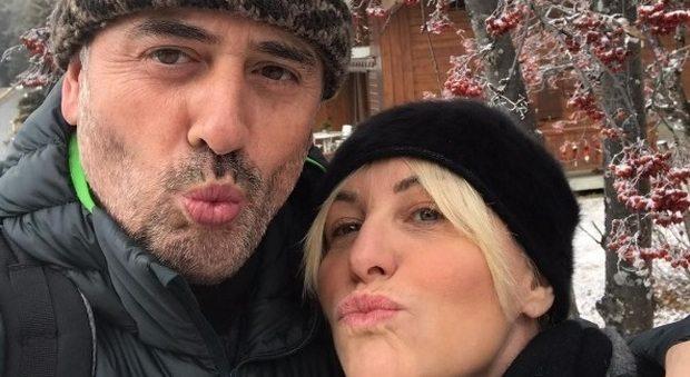 """Antonella Clerici e Vittorio Garrone: """"Non ci sposiamo"""""""