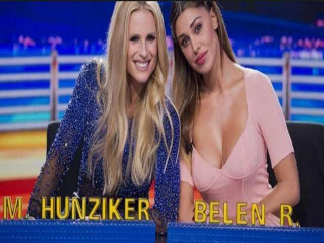 Belen Rodriguez incinta? La rivelazione di Michelle Hunziker
