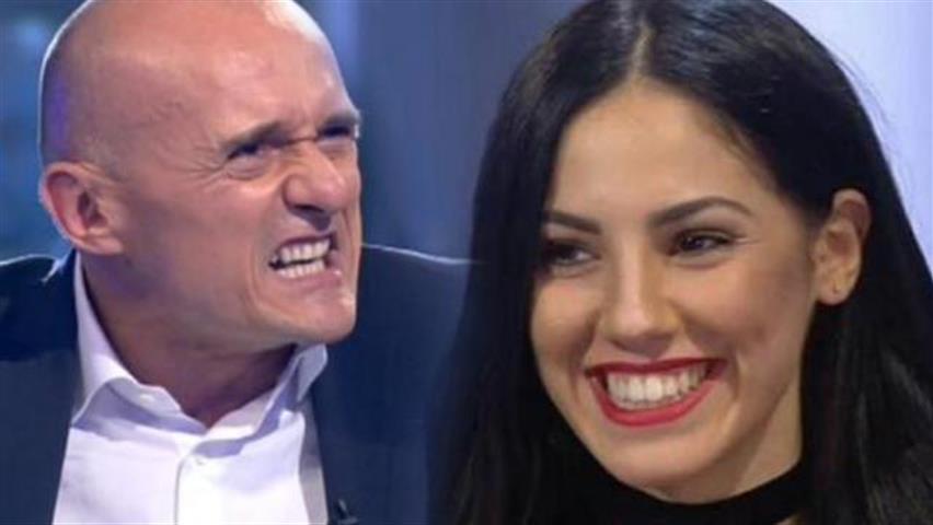 """Grande Fratello Vip, lite Giulia De Lellis-Signorini: """"Sei uno stupido"""". """"E tu una miracolata"""""""