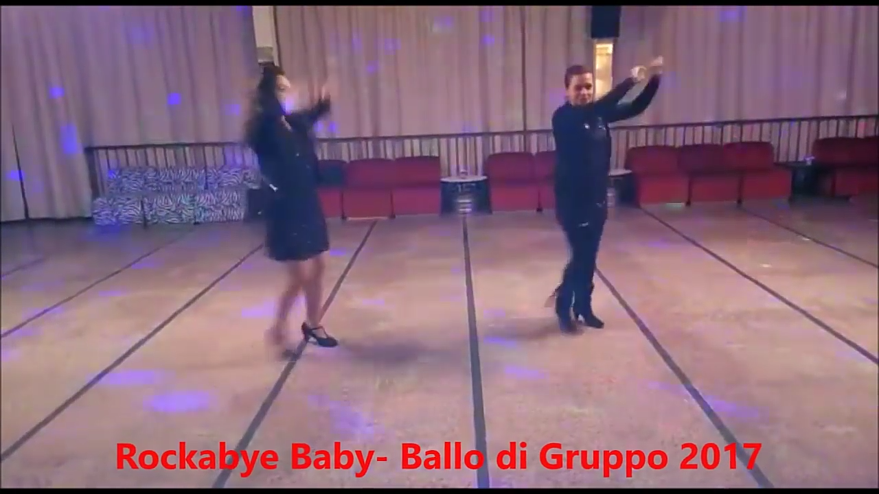 Ballo di Gruppo 2017-Rockabye Baby-Clean Bandit ft. Sean Paul- Coreo MaryConcy,Monica Islanda e Paola Dance
