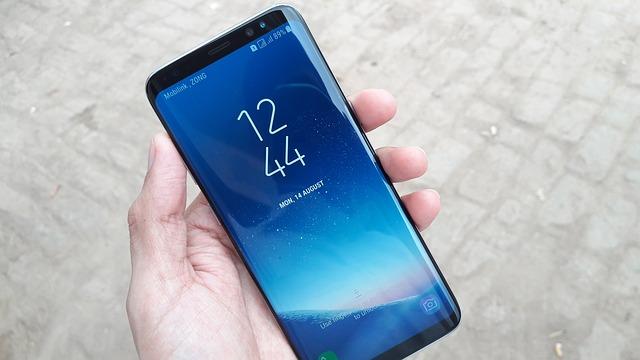 Come fare gli screenshot con Samsung S8