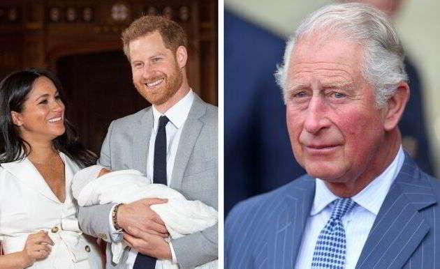 Harry e Meghan furiosi: Carlo non vuole che Archie diventi principe