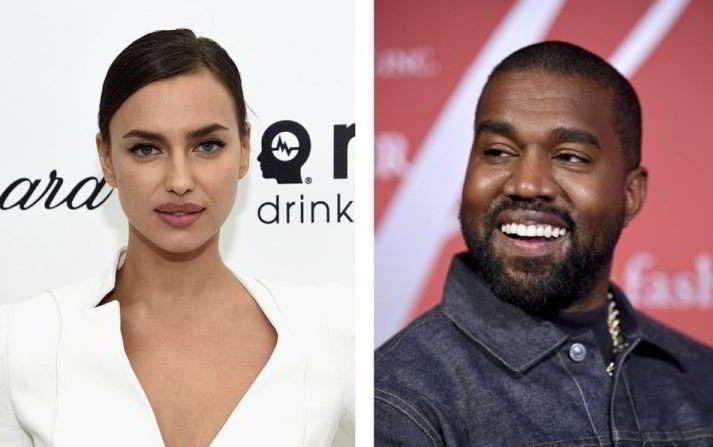Kanye West e la storia con Irina Shayk: «Non l'aveva mai dimenticata»