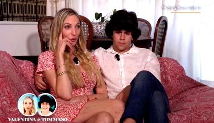 """Tommaso sta riconquistando Valentina: """"Più innamorati che mai�"""