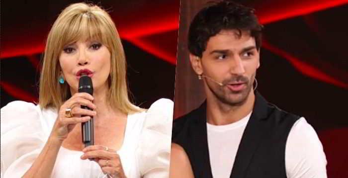 Milly Carlucci commenta l'addio di Raimondo Todaro a Ballando