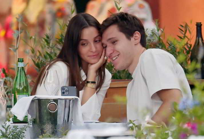 Federico Chiesa, vacanza d'amore con Benedetta Quagli