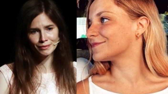 Lo scontro social tra Amanda Knox e Gaia Zorzi