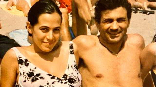 Barbara d'Urso, la foto con l'ex e la dedica al figlio: