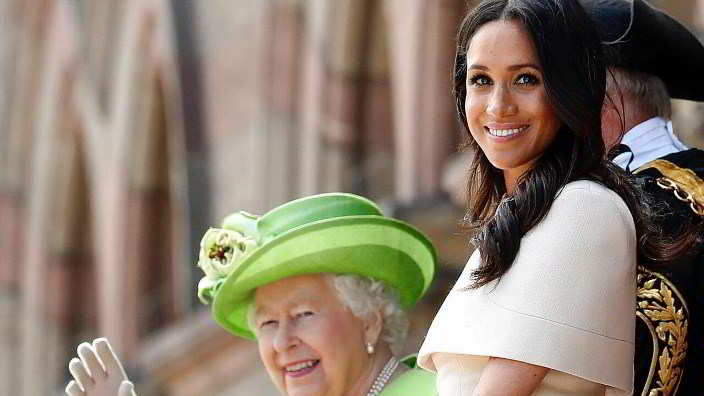 La famiglia reale scrive a Meghan Markle per i suoi 40 anni