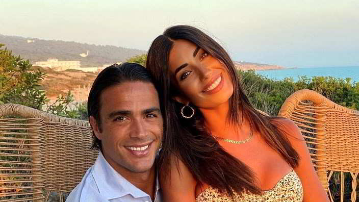 Federica Nargi e Alessandro Matri si sposano